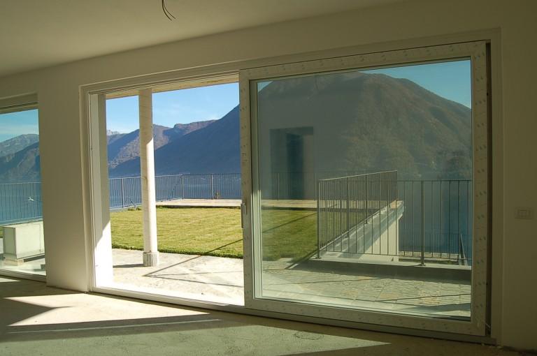 Moderni appartamenti con ampi terrazzi e stupenda vista for Appartamenti moderni
